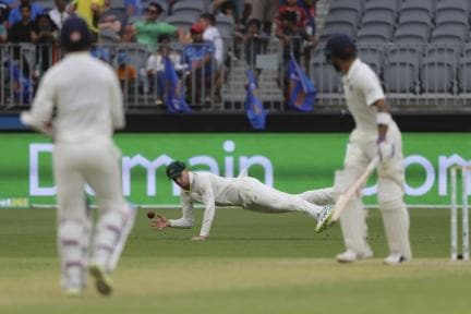 In Pics | India vs Australia, Second Test, Day 2 in Perth
