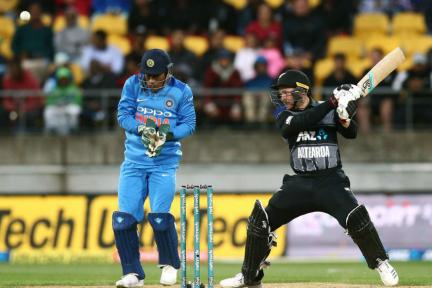 In Pics | India vs New Zealand, First T20I in Wellington