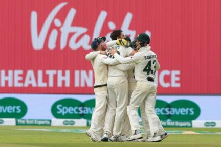 In Pics, England vs Australia Day 5 at Edgbaston