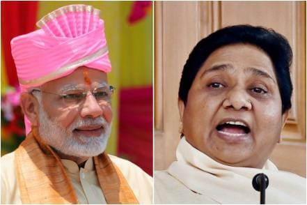 Mayawati's Muslim Appeal and Modi's Sharp Counter Attack Could Turn Tables in Crucial West UP Belt
