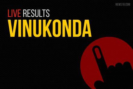 Vinukonda Election Results 2019 Live Updates: Bolla Brahma Naidu of YSRCP wins