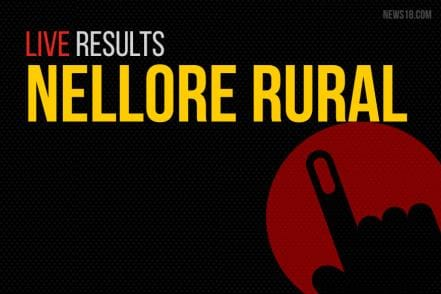 Nellore Rural Election Results 2019 Live Updates: Kotamreddy Sridhar Reddy of YSRCP Wins