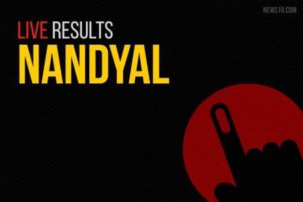 Nandyal Election Results 2019 Live Updates: Shilpa Ravi Chandra Kishore Reddy of YSRCP Wins