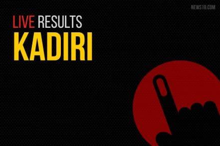 Kadiri Election Results 2019 Live Updates: P.V. Sidda Reddy of YSRCP Wins
