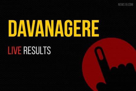 Davanagere Election Results 2019 Live Updates: G M Siddeshwar of BJP Wins
