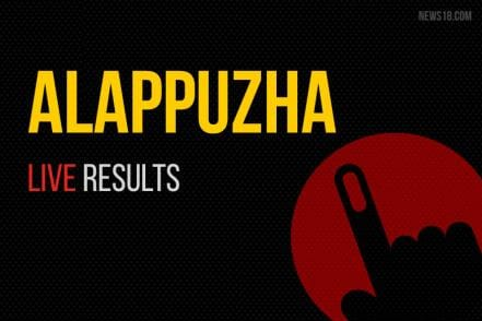 Alappuzha Election Results 2019 Live Updates (Alleppy)