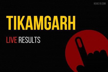 Tikamgarh Election Results 2019 Live Updates:  D.R Virendra Kumar of BJP Wins