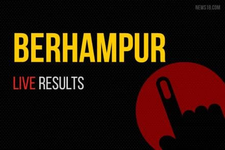 Berhampur Election Results 2019 Live Updates