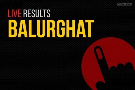 Balurghat Election Results 2019 Live Updates: Dr. Sukanta Majumdar of BJP Wins
