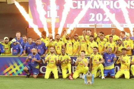 IPL 2021 Final in Pictures, CSK vs KKR: Chennai Super Kings Storm to Fourth Title