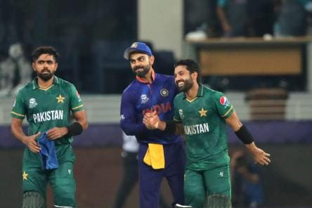 In Pictures, IND vs PAK, T20 World Cup 2021: Pakistan Break World Cup Jinx Against India