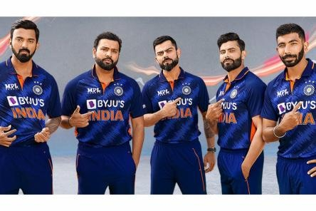 From 1983 to 2021: Team India's ODI and T20 Jerseys Over the Years, In Pics