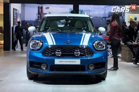 2018 Mini Countryman to Launch in India on May 3