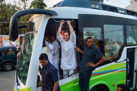 'S' in JD(S) Has Changed From Secular to Sangh, Says Rahul Gandhi