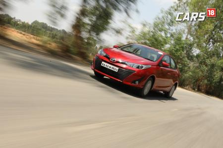 Toyota Yaris Mid-Size Sedan - All You Need to Know: Review, Mileage, Variants, Features and More
