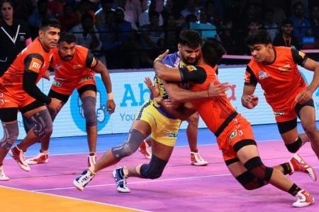 Pro Kabaddi 2018, Bengaluru Bulls vs Telugu Titans: As it Happened