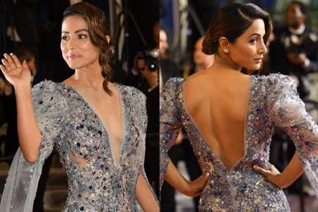 Hina Khan Calls Herself a 'Proud Outsider' After a Scribe's Dig at Her Cannes Appearance