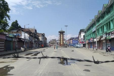 Kashmir Dispatch 1 | Food & Fear a Struggle as Kashmiris Grapple With the New Normal on Day 4 of Lockdown