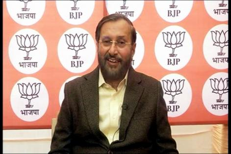 EXCLUSIVE : The era of 80's is over and Congress must realise this, Says Prakash Javadekar