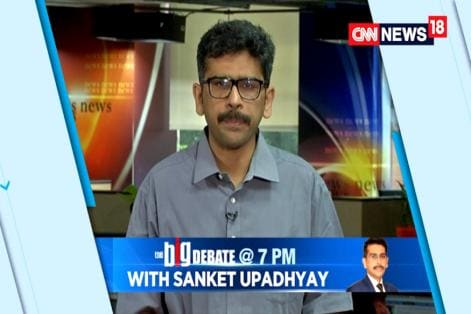 The Big Debate With Sanket Upadhyay At 7 Pm I #BattleForKarnataka