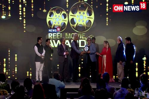 First Edition of News18 Reel Movie Awards Show