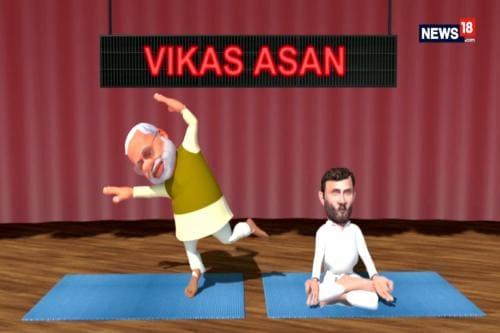 Breaking Toons: 'Power Yoga' of BJP, Opposition