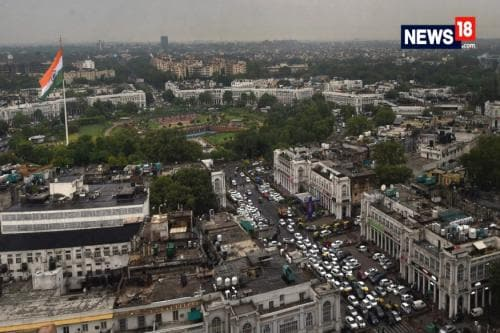 Connaught Place Is Ranked The World's 9th Most Expensive Office Location