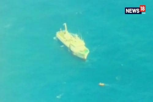 Watch: Dramatic Rescue of Abhilash Tommy From Deep Sea