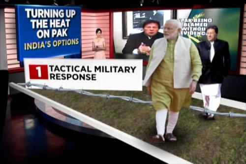 What Are India's Options Against Pakistan After Pulwama Attack?