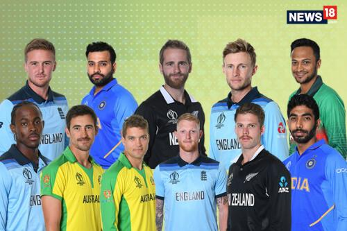 ICC World Cup 2019 | Rohit And Bumrah Makes It To The ICC World Cup XI