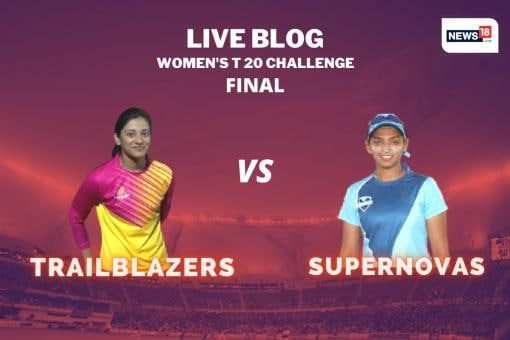 Women's T20 Challenge Final, TRA vs SUP Match at Sharjah Highlights: As It Happened