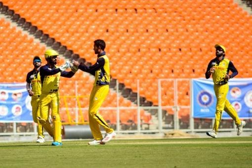Syed Mushtaq Ali Trophy 2021 Final, Tamil Nadu vs Baroda, Highlights: TN Win Final by 7 Wickets - As It Happened
