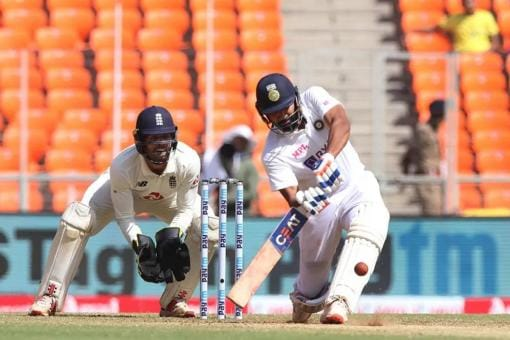 India vs England, Live Score, 4th Test at Motera, Day 2: Rohit Eye Fifty After Lunch