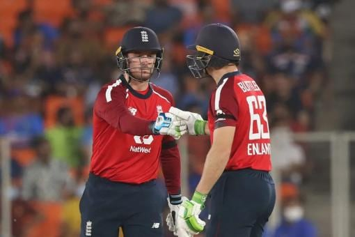 India vs England, Highlights, 1st T20I at Motera: England Complete Easy Win