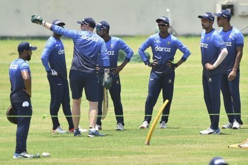 Bangladesh vs Sri Lanka 2021 Live Cricket Score Today, 1st ODI, Dhaka: Tamim Iqbal Wins Toss, BAN Opt to Bat First