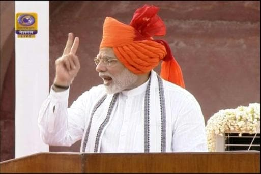 No Election Speech by Modi at Red Fort