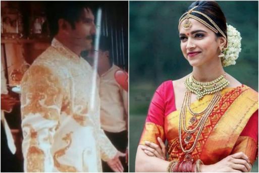 Deepika Padukone-Ranveer Singh Wedding LIVE Updates: First ...