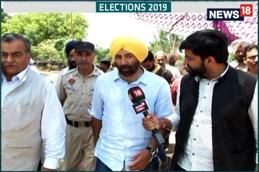 Elections 2019, 7th Phase: Response So Far Has Been Positive: Sunny Deol