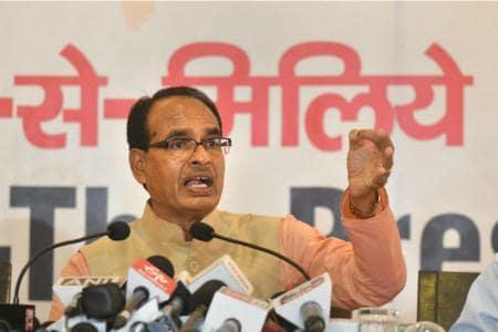 File photo of BJP  Shivraj Singh Chouhan. (PTI)
