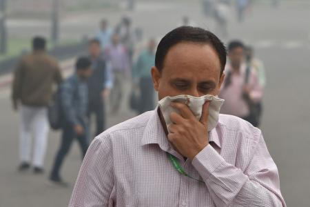 Coronavirus exposes the impact of air pollution