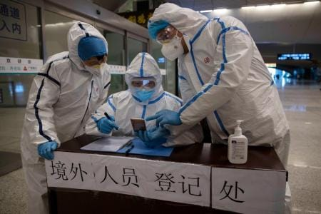 US blasts China at Southeast Asian meeting on coronavirus