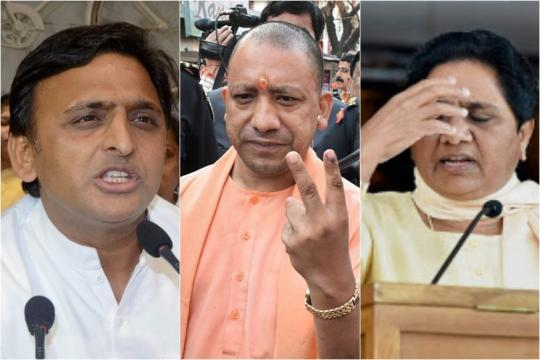 BJP Scores 9 Out of 10 in UP Rajya Sabha Polls, Exacts Revenge on SP-BSP for Bypoll Loss