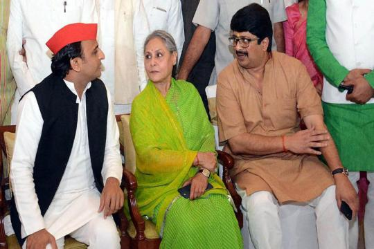 Akhilesh Yadav's Dinner Diplomacy May Put the Stamp on BSP's Rajya Sabha Ticket