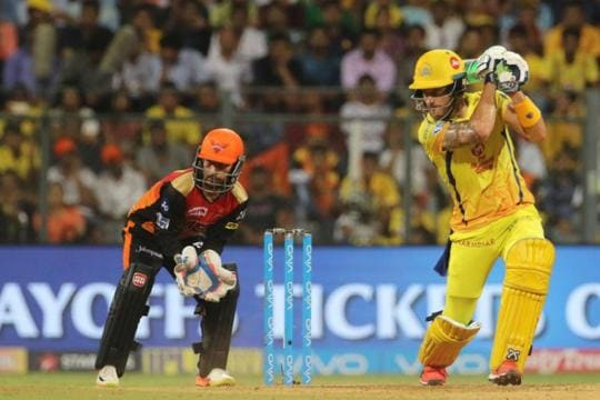 IPL Live Score Cricket, SRH vs CSK, Qualifier 1 in Mumbai: Du Plessis, Shardul Dealing in Boundaries as Chennai Surge Ahead