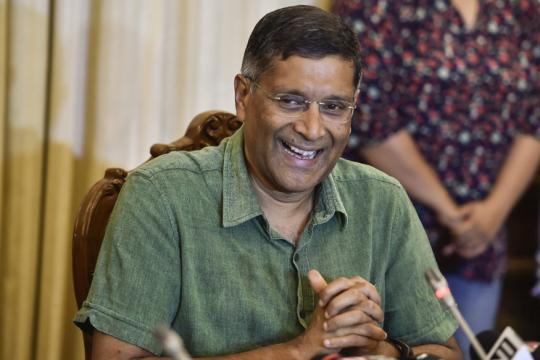 Best Job, But With Its Share of Controversies, Says Arvind Subramanian After Quitting as Chief Economic Adviser