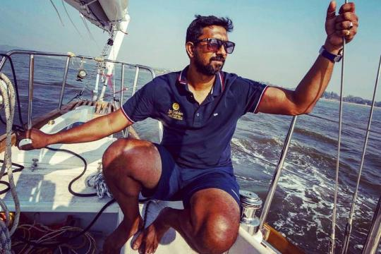 Abhilash Tomy Rescue LIVE: French Vessel One Hour Away; Navy Officer Complains of Vomiting, Chest Burning