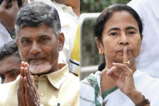 After Chandrababu Naidu, Mamata Banerjee Bars CBI Officials From Carrying Out Probe Without Govt's Consent