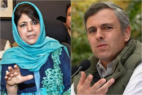 PDP, Congress and National Conference in Talks to Form J&K Govt to Checkmate BJP's Efforts