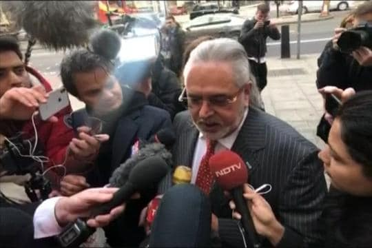 Vijay Mallya's Fate to be Sealed Today as UK Court Begins Extradition Hearing