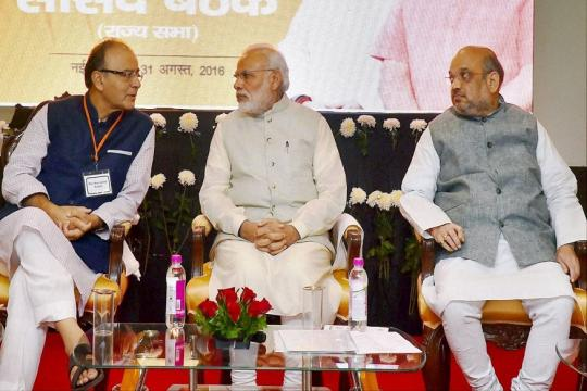 After Heartbreak in Heartland, Modi Govt May Offer Universal Basic Income in Last Budget Before 2019
